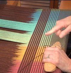 Karen Donde shares her favorite warp rep #weaving tips from Rosalie Neilson's…
