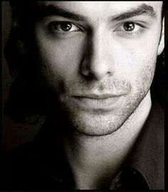 Aidan Turner man those eyes so darn cute.