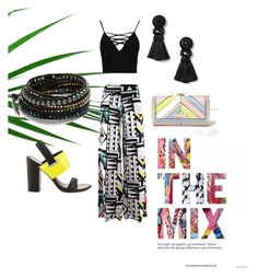 """Mix mix"" by lilyje1980 on Polyvore featuring moda, Boohoo, Circus by Sam Edelman, River Island, Dorothy Perkins y Chan Luu"