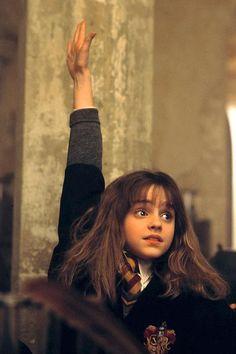 Emma Watson: Harry Potter à l'école des sorciers (11 ans)