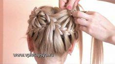 2 Çiçek Şeklinde Saç Örgüsü Modeli Nasıl Yapılır; Düğün, mezuniyet balosu, kutlama vb özel anlarınızda pratik şekilde uygulayabileceğiniz yeni trend saç mod