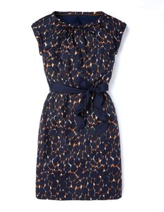Arguably our loveliest little leopard number. #Boden #animalmagic