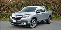 2019 Honda Ridgeline RTL-E AWD Honda Pickup, Honda Truck, Honda S, Honda Ridgeline, American Auto, Subaru Outback, Daihatsu, Toyota Tacoma, Pickup Trucks