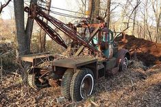 Vintage Trucks Classic Vintage Tow Trucks and Wreckers Vintage Trucks, Old Trucks, Tow Truck, Pickup Trucks, Classic Chevy Trucks, Classic Cars, Abandoned Cars, Abandoned Vehicles, Rusty Cars