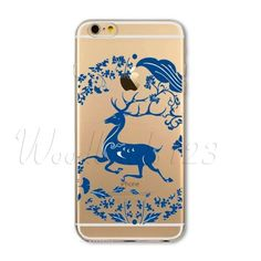 Soft Phone Cover Case For iPhone 7 6 5 SE Amazing Present Panda Christmas Hamster Heart Fundas Iphone 4, Iphone 6 Cases, Iphone Models, 6s Plus, Cover, Instagram Posts, Blue, Volleyball, Reindeer