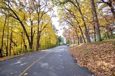 2. Take a scenic drive through Eagle Point Park in Dubuque.