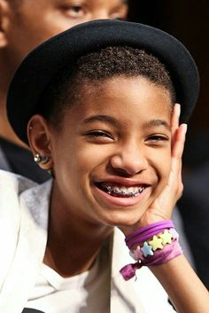 Willow Smith too!