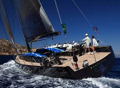 Wally Yachts - Bagheera << repinned by BoatsforSaleUK, follow us on twitter @Cindy Burks for Sale UK