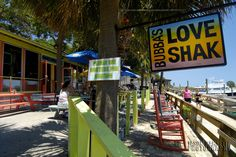 Bubba's Love Shak in Murrells Inlet, SC by Jason Barnette Photography, via Flickr  http://www.homeaway.com/vacation-rental/p347250