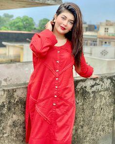 Frock Fashion, Pakistani Bridal Wear, Simple Dresses, Frocks, Wedding Designs, Designer Dresses, Kurti, Shirt Dress, Traditional