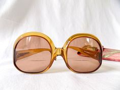 Christian DIOR Eyeglass Frames 1970s by EyeSpyGoods on Etsy