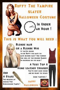 buffy the vampire slayer costume | Cool styles | Pinterest | Costumes