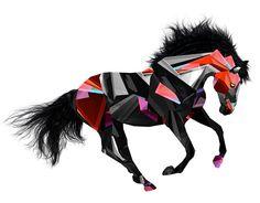 Beautiful geometric designs http://www.creativebloq.com/illustration/geometric-animal-forms-21410762