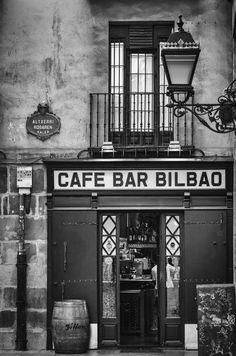 Bilbao, España storefront