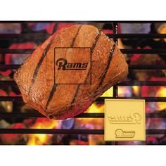 Los Angeles Rams NFL Fan Brands Grill Logo