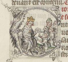 Guyart des Moulins, Bible historiale.