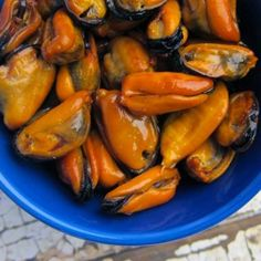 A recipe and step by step instructions on how to make smoked mussels at home. Smoked mussels are sublime if you make them homemade. Squid Recipes, Shellfish Recipes, Seafood Recipes, Fish And Meat, Fish And Seafood, Great Recipes, Healthy Recipes, Healthy Food, Grilled Oysters