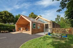 Gallery of St Mary's Infant School / Jessop and Cook Architects - 1