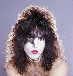 When I was 7, that falsetto and the on stage mincing was like catnip - Paul Stanley (KISS).