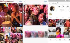 Instagram estrena un nuevo formato de álbum