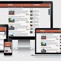 Top awesome elegant blogger responsive templates