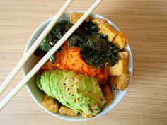 Once an exotic Asian delicacy, **sushi** has well and truly found its way into the Western diet and much-loved global food landscape. Sushi Bowl, Western Diet, Tempeh, Avocado Toast, Guacamole, Vegetarian Recipes, Global Food, Vegan, Skating