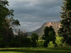 Our view of the valley from our backyard when we lived on Apple Valley Rd in Lyons Colorado