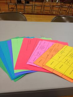 Teaching in Special Education: Sorting Activities