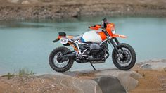 BMW Motorrad Concept Lac Rose Pays Tribute to the Paris-Dakar Rally Bike - autoevolution