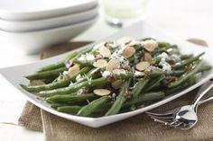 Green Beans with Warm Dijon Vinaigrette, Spice Islands