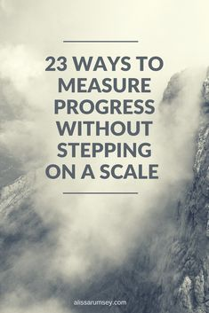 23 Ways To Measure Progress That Aren't Weight Loss Losing Weight Tips, Weight Loss Goals, Healthy Weight Loss, How To Lose Weight Fast, Progress Quotes, Acceptance Quotes, Compulsive Overeating, How To Treat Anxiety, Loss Quotes