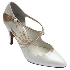 1920's inspired shoes - my future wedding shoe