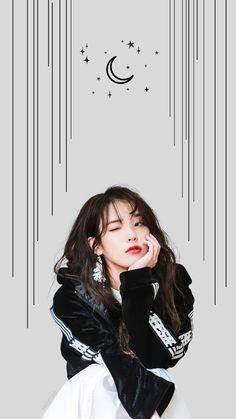 ( *`ω´) ιf you dᎾℕ't lιkє Ꮗhat you sєє❤, plєᎯsє bє kιnd Ꭿℕd just movє ᎯlᎾng. Korean Actresses, Korean Actors, Iu Moon Lovers, Iu Short Hair, Korean Girl, Cute Korean, Iu Fashion, K Idol, Korean Artist