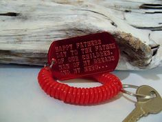 Personalized Father's Day Gift for Men Dog Tag by Luregasmic, $17.00 Wedding Favors For Men, Wedding Gifts For Groomsmen, Gifts For Wedding Party, Party Gifts, Mens Valentines Day Gifts, Personalized Fathers Day Gifts, Holiday Gifts, Happy Fathers Day, Gifts For Father