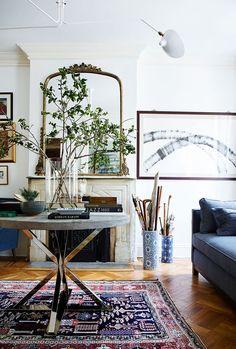 Maggie Miller's home in Brooklyn.