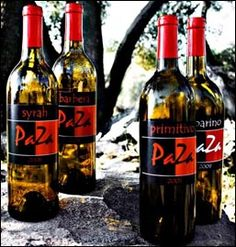 PaZa Wines | Placer County Wine Trail