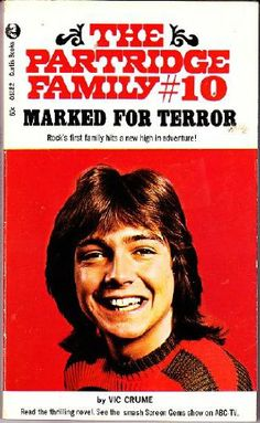 The Partidge Family #10 Marked for Terror