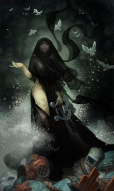Siren by Jessica Oyhenart-Ball