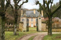 Chateau d'Auxerre - Bourgogne