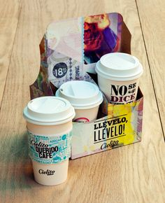 cielito - coffee package