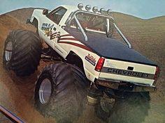 87 Chevy Truck, Lifted Chevy, Chevy Pickups, Chevrolet Trucks, Chevy 4x4, Hot Rod Trucks, Lifted Trucks, Cool Trucks, Pickup Trucks