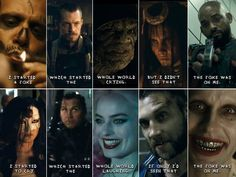 Suicide Squad Wallpaper by GrumpyCosplay