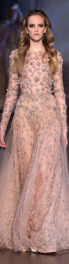 RALPH & RUSSO fall 2015 couture vogue.com