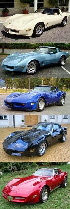 Corvettes...Re-pin...Brought to you by #HouseofInsurance #EugeneOregon. #corvette