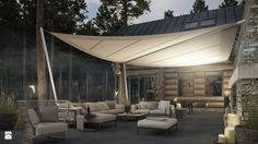 Urządzamy salon pod chmurką – na co zwrócić uwagę aranżując taras - Homebook.pl