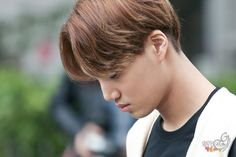 [HQ] 150403 Kai OTW Music Bank ©Studio G