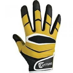 ($73) Cutters Gloves C-TACK Revolution Football Gloves (Gold, Large) More Info: http://www.galleon.ph/product/detail/3088966 Text or Call Telephone: (632) 6214482  Smart - 09186364116                      Globe - 09054188697  Sun - 09236058066  Email: support@galleon.ph