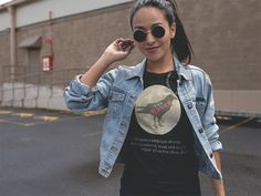 A tshirt that Poe fans will love. This unique shirt brings the American English authors famous bird to life. The Raven is the perfect gift for all Edgar Allan Poe of the literature love nerd geek and cultintelligent. An awesome gift for that special teacher boyfriend girlfriend mom dad or great friend. The Raven is a unique bird and includes an awesome quote.