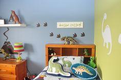 Large long neck dinosaur wall mural | Dinosaurs | Pinterest | Wall ...