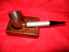 Beautiful Estate Pipe Vintage Medico Ventilator by OsanyinPipes, $12.00